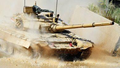 """Photo of الجيش العراقي يتدرب على إستخدام دبابة """"تي-90""""..فيديو"""