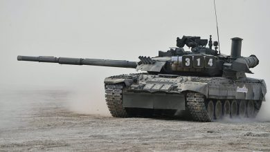 "Photo of دبابة ""تي-80بي في إم""الأكثر تحصينا في العالم يتعذر تدميرها"
