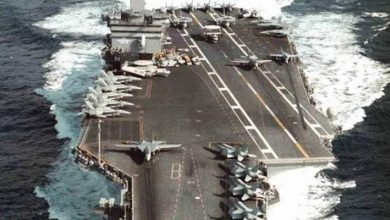 Photo of أمريكا ترسل قواتها للخليج بعد رصد مخاطر وإيران تستنفر