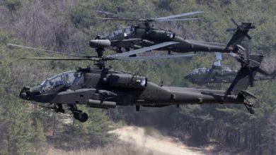 Photo of صفقة أمريكية محتملة لبيع طائرات هليكوبتر أباتشي هجومية لقطر