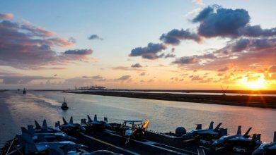 Photo of السفن الضاربة الأمريكية تدخل بحر العرب وأمريكا تتأهب في العراق