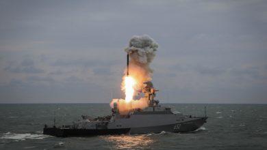 """Photo of الأسطول الروسي يزود بصواريخ """"كاليبر"""" المجنحة"""