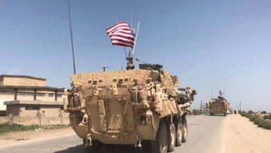 Photo of تعزيزات عسكرية أمريكية تصل العراق عبر الأردن