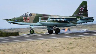 "Photo of سلاح الطيران الروسي يتسلم طائرة  ""سو-25 إس إم 3″الغراب الخارق"