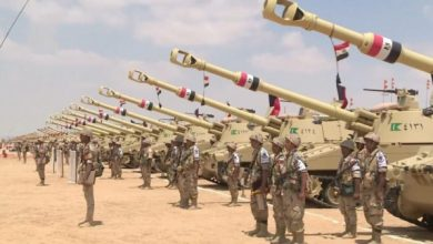 Photo of الجيش المصري يمتلك أحدث الأسلحة البحرية والبرية والجوية