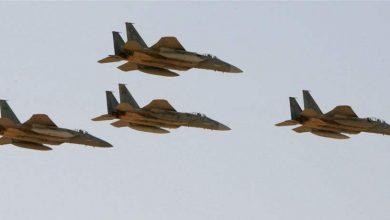 Photo of التحالف يستهدف مواقع لصيانة الطائرات في صنعاء
