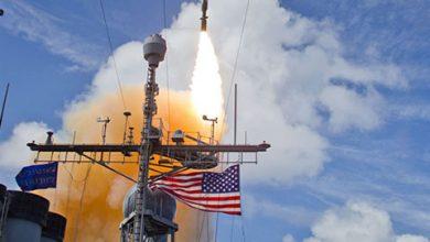 Photo of أمريكا تختبر الصواريخ الإعتراضية SM-3