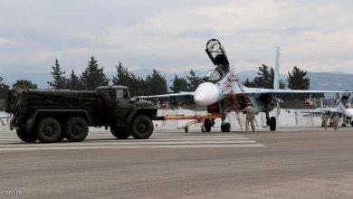 Photo of طائرات تهاجم قاعدة حميميم الروسية