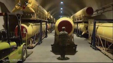 Photo of أيران تكشف عن مخبأ سري تحت الأرض للصواريخ والقنابل