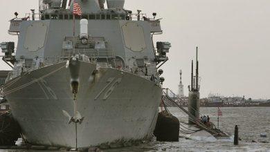 Photo of إخفاء متعمد لسفينة حربية أمريكية يثير ضجة في البنتاغون..لا لتسييس الجيش