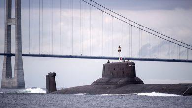 Photo of روسيا تختبر غواصة نووية عملاقة