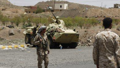 "Photo of مقتل 26 من ""أنصار الله"" بغارات جوية للتحالف شرق صعدة"