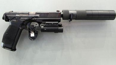 """Photo of """"PL-15"""" مسدس روسي جديد يحقق قفزة نوعية..فيديو"""