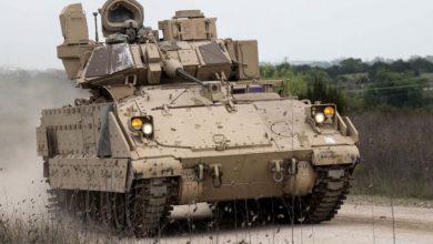 Photo of الجيش الأمريكي يسعى للحصول على سيارات بردلي Bradley القتالية الحديثة