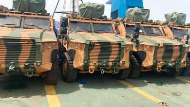 Photo of أسلحة تركية جديدة في طريقها لطرابلس