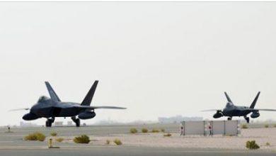 Photo of أمريكا تنشر مقاتلات F-22 Raptor في قطر