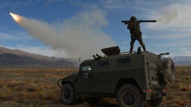 Photo of مركبة استخبارات جديدة يتسلمها الجيش الروسي