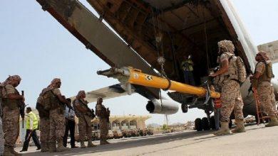 Photo of طيران التحالف يدمر دبابة و3 عربات للحوثيين في غارات بالضالع