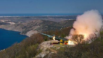 """Photo of تعرف على المنظومة الصاروخية الساحلية الروسية""""أوتيوس"""""""