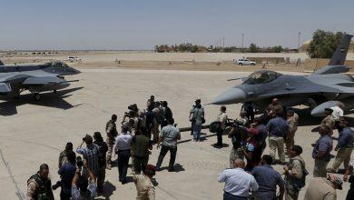 Photo of أمريكا تجلي موظفيها من قاعدة عراقية