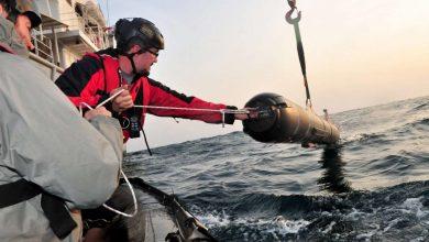 Photo of تدريبات غربية لنزع الألغام البحرية في الخليج العربي
