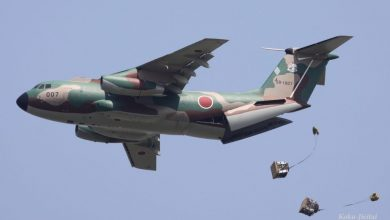 Photo of طائرات يابانية تخطأ أهدافها.. فيديو