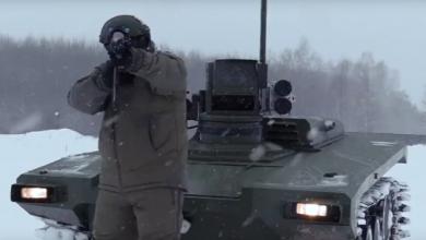 "Photo of روسيا تختبر الربوت العسكري""ماركر""..فيديو"