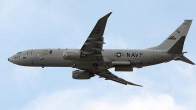 Photo of إختفاء طائرة عسكرية أمريكية قبالة سواحل سوريا