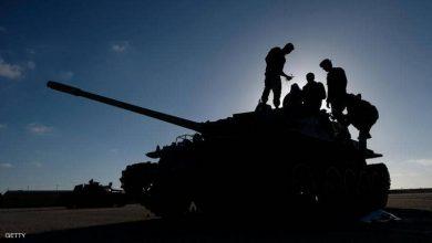 Photo of الجيش الليبي يرسل تعزيزات عسكرية لطرابلس