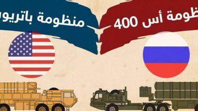Photo of من الأقوى الباتريوت الأمريكية أم إس 400 الروسية؟