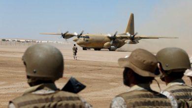 Photo of التحالف يشن غارات مكثفة على معسكرات الحوثيين