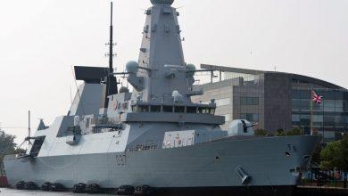 Photo of سفن تابعة لحلف الناتو تعبر مضيق البوسفور..فيديو