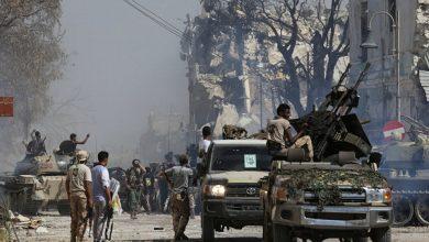 Photo of الجيش الليبي يوجه نداءا لسكان طرابلس استعدادا للإقتحام