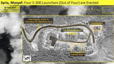 Photo of روسيا نصبت 4 بطاريات S-300 شمال سوريا