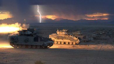 Photo of لقطات مثيرة نشرتها رايثيون لاختبار صاروخ TOW