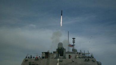 Photo of البحرية الأمريكية تختبر صاروخ هيلفاير