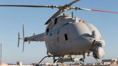 "Photo of البحرية الأميركية تطور ""هليكوبتر"" ذاتية القيادة"