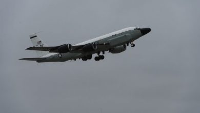 Photo of أمريكا ترسل طائرة للخليج لكشف الصواريخ الباليستية