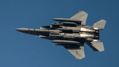Photo of أمريكا تنشر سربًا من مقاتلات F-15E في أوروبا