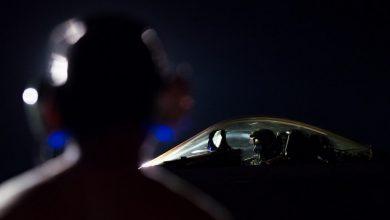 Photo of لقطات رائعة من العمليات الليلية في تدريب العلم الأحمر الامريكي