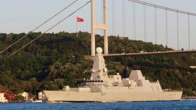 Photo of الأسطول الروسي يستنفر بعد دخول سفن الناتو للبحر الأسود