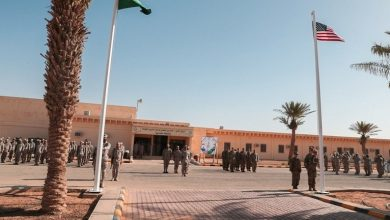 Photo of إنطلاق تمرين القائد المتحمس بين القوات السعودية والأمريكية..فيديو