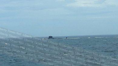 Photo of رصد غواصة نووية صينية قرب جزر ماتسو التايوانية
