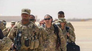 Photo of أول فيديو لوصول القوات الأمريكية للسعودية