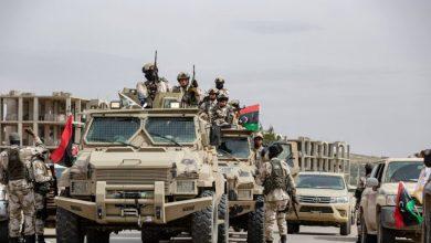 Photo of الجيش الليبي يوجه نداء لشباب طرابلس