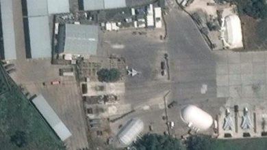 Photo of صور الأقمار تظهر طائرة MiG-21 في حميميم