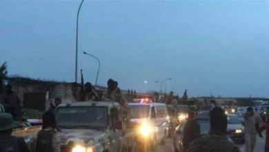 Photo of غارة جوية على طرابلس توقع عشرات القتلى