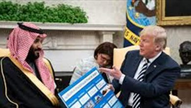Photo of ترامب يحافظ على صفقة السلاح مع السعودية بالفيتو