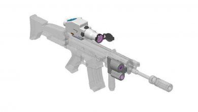 Photo of بندقية أمريكية جديدة تستخدم خوارزميات الذكاء الاصطناعي