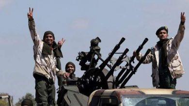 Photo of إسقاط طائرة حربية لحكومة الوفاق ومقتل قائدها